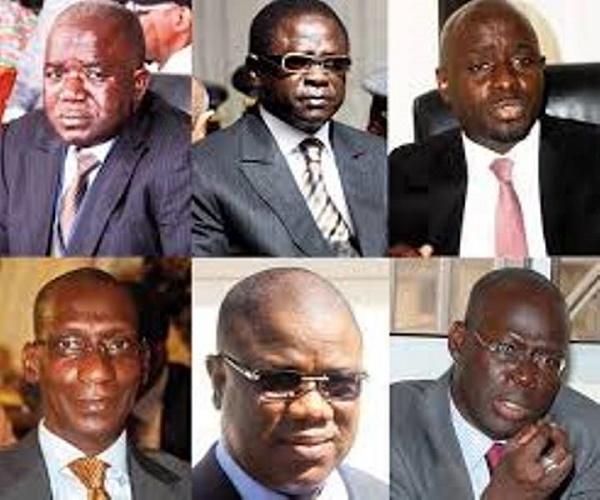 Le cadre de concertation de l'opposition (C2O) reçu par l'ambassadeur des Etats-Unis au Sénégal