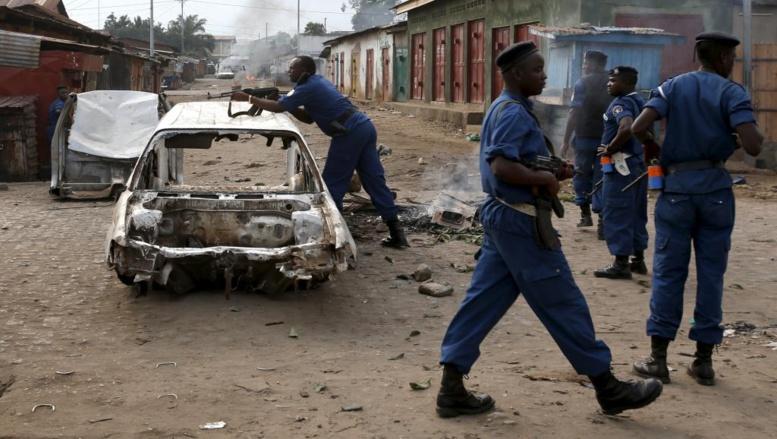 Burundi: un haut responsable de la police visé par une embuscade