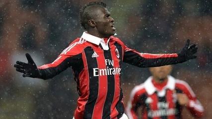 """Milan AC - Mbaye Niang auteur d'un doublé se lâche: """"J'ai fait le tri. Quand j'étais dans la merde, j'ai compris..."""""""