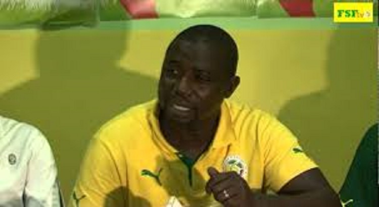 """CAN U23 Sénégal 2015: """"Rester concentré pour éviter le piège nigérian"""", Serigne Saliou Dia"""