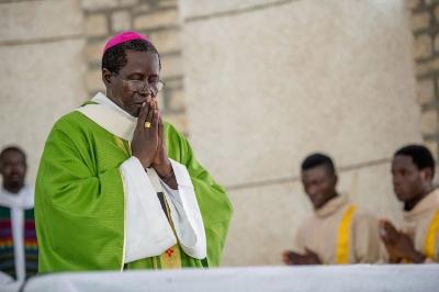 Commencement du Jubilé de la Miséricorde: Mgr Ndiaye ouvre la Porte de la Miséricorde à Dakar, le 13 décembre