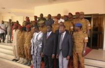 reforme de l'armée burkinabé: Le président de la transition Kafando installe une commission présidée par le Col-major Alassane Moné