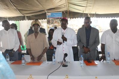 Emigration clandestine: Mgr Benjamin Ndiaye plaide pour un programme d'aide au retour