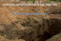 Profanation de tombes: Inculpé et placé sous mandat de dépôt, Saër Gningue, le fossoyeur à Rebeuss