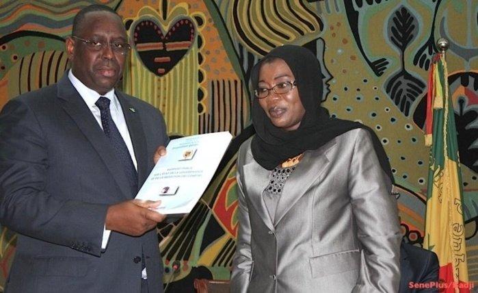 Nafi Ngom Keita « L'Ofnac c'est plus de 300 Plaintes depuis sa création »