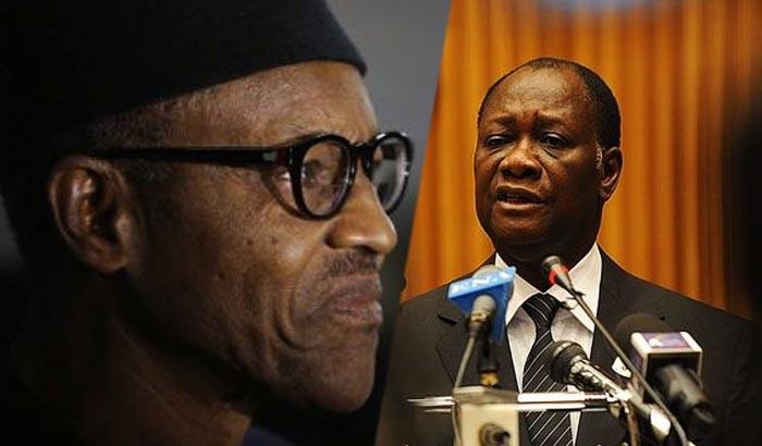 Côte d'Ivoire – Nigéria : Que reproche au juste Buhari à Ouattara ?