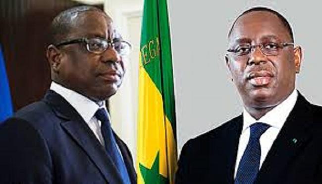 """Mankeur Ndiaye encense Macky: """"Vos orientations stratégiques et Votre leadership..."""""""