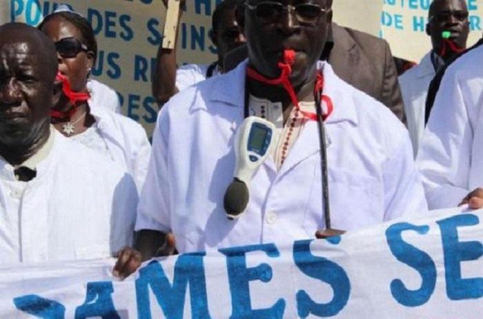 Menaces sur la Santé : Le Sames menace de bloquer les hôpitaux en janvier.