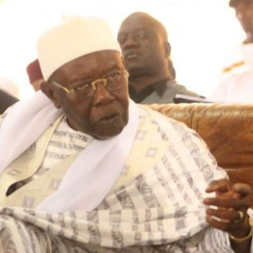 Serigne Abdou Aziz Sy Al amine « Qu'on ne m'appelle plus  Junior »