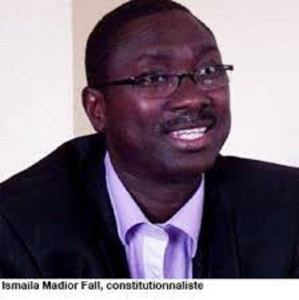 """Ismaïla Madior Fall, conseiller du président sur le référendum: """"La date est connue depuis longtemps..."""""""