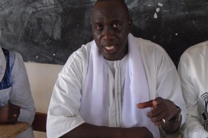«Les propos de Macky Sall sont grotesques» : Mamadou Dialane Faye-Rewmi.