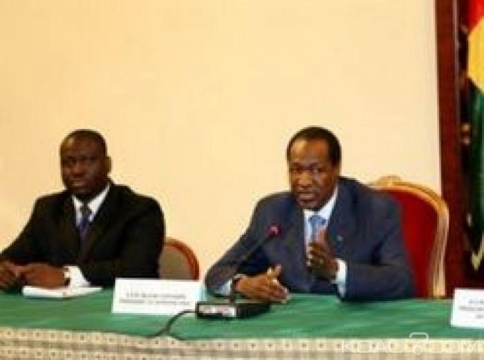 Burkina Faso: Pour les Usa, le pays pas à l'abri d'un «faux coup» tant que Soro et Compaoré sont en Côte d'Ivoire