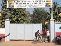 Grève au lycée Djignabo : les élèves pénalisent l'éducation à Ziguinchor.