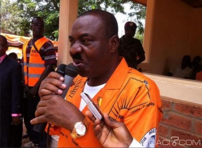 Centrafrique: Le secrétaire général du parti de Bozizé refoulé à la frontière camerounaise