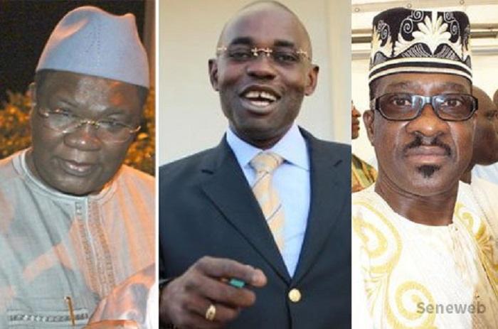 Levée de leurs interdictions de voyager : Ousmane Ngom, Samuel Sarr et Madické Niang libres.