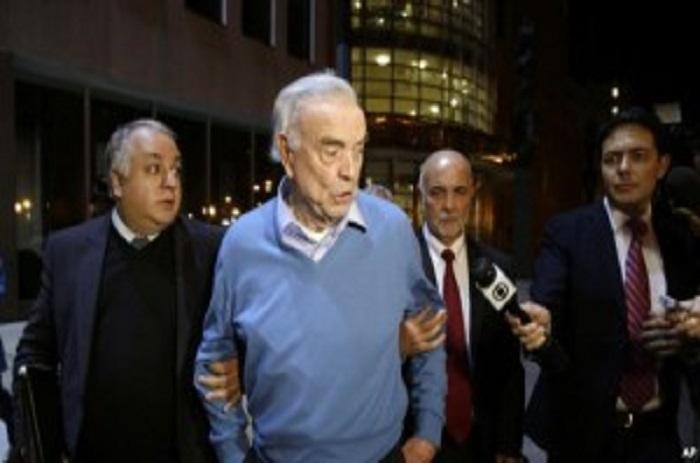 José Maria Marin, réfute les accusations de la justice américaine dans l'affaire FIFA