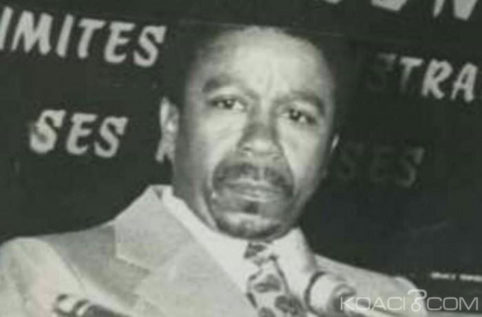 Gabon: L'ancien premier ministre Léon Mébiame décédé
