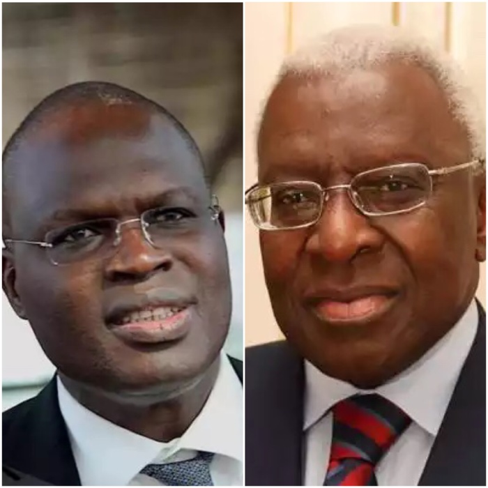 Mairie de Dakar : Lamine Diack avoue avoir financé Khalifa Sall pour bloquer Karim Wade
