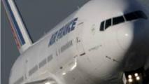 Le colis suspect a été découvert dans les toilettes du Boeing 777.