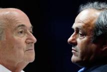 FIFA : huit ans de suspension pour Platini et Blatter !