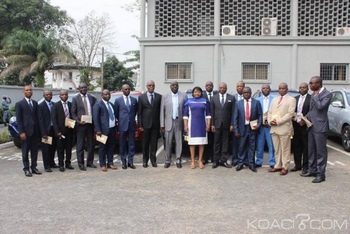 Côte d'Ivoire: Les greffiers reprennent le travail mardi, le ministère dote les inspections des services judiciaires de véhicules