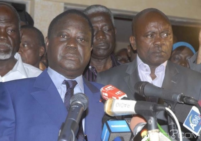 Côte d'Ivoire: Anaky révèle que Bédié est l'instigateur de la crise au MFA et l'invite à quitter la scène politique