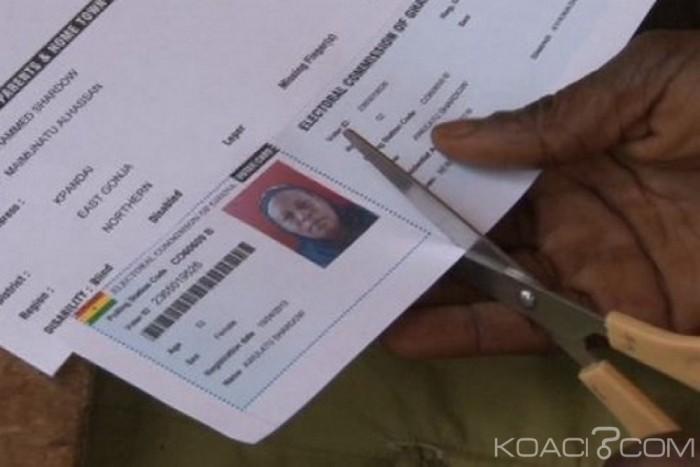 Ghana: la Commission Électorale assignée en justice