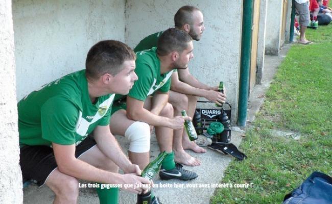 Le monde du foot amateur en un album : «On ne verra jamais ça en pro»