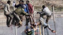 Ceuta: tentative meurtrière de migrants pour rejoindre l'Espagne