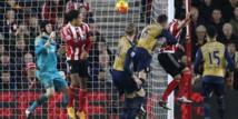 Southampton met Arsenal KO