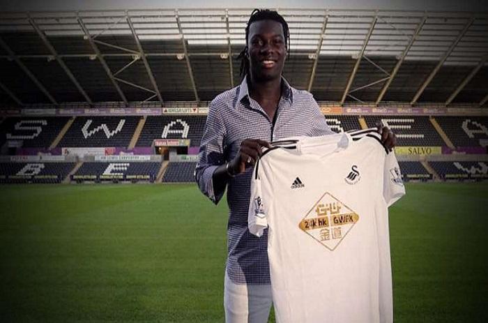 Swansea : Bafétimbi Gomis sait ce qu'il veut pour son mercato