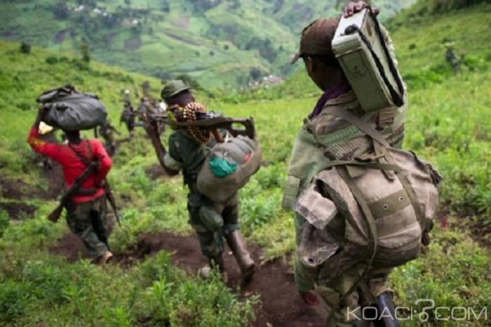 RDC : Violents combats fratricides entre factions rebelles rivales à l'Est