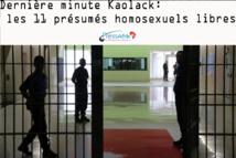 Dernière minute Kaolack: les 11 présumés homosexuels libres
