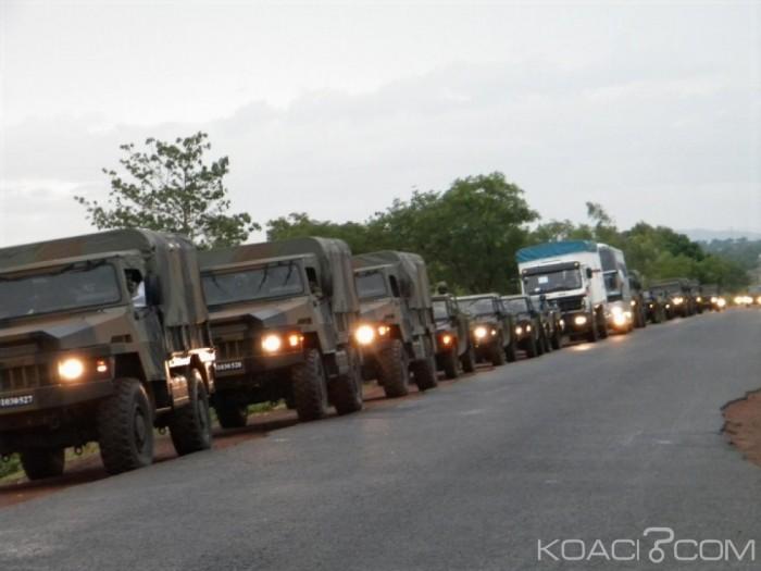 Côte d'Ivoire : Après l'attaque de la frontière ivoiro-Ghanéenne, le dispositif militaire renforcé à Noé
