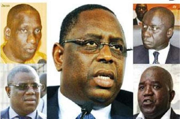 Législatives 2017: l'opposition va y aller ensemble