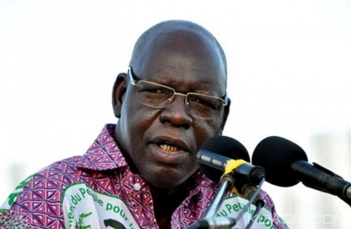 Burkina Faso: Salif Diallo nouveau président de l'Assemblée nationale