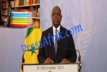 «La gratuité du manuel scolaire effective pour l'enseignement élémentaire, pour un total de 5 400 000 livres », Chef de l'Etat