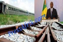 Démarrage des travaux du Train Express Régional (TER) Dakar-Diamniadio-AIBD en 2016