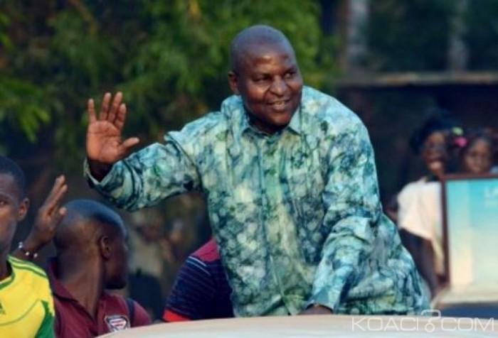 Centrafrique : Présidentielle, Touadéra conforte son avance selon les premiers résultats provisoires
