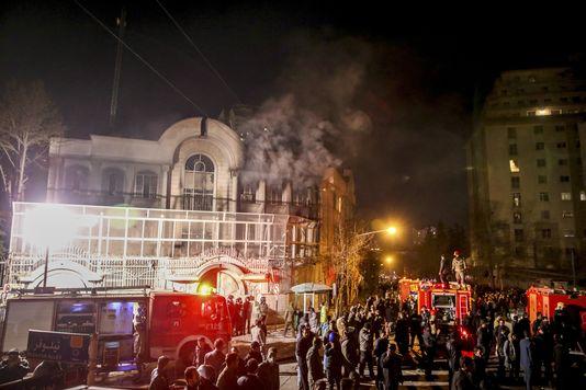 L'escalade qui a conduit à la rupture diplomatique entre Arabie saoudite et Iran