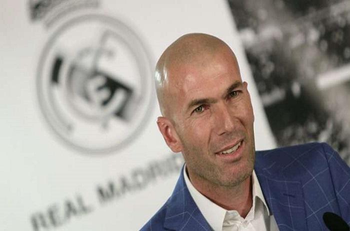 Les anciennes gloires du Real Madrid réagissent à la nomination de Zidane !