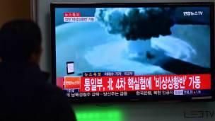 Regain de tensions entre les deux Corées