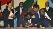 Salva Kiir accepte le partage du pouvoir