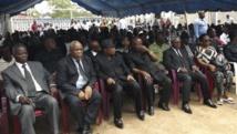 Présidentielle au Congo: l'opposition piétine