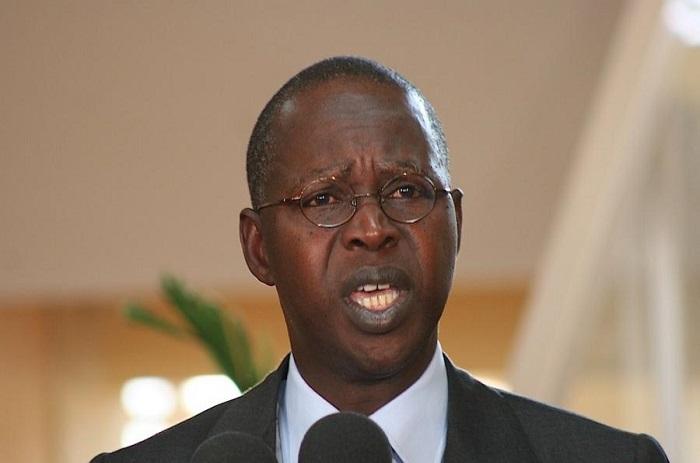 Mahammad Dionne : « Macky Sall c'est la constance, la cohérence et la stabilité»