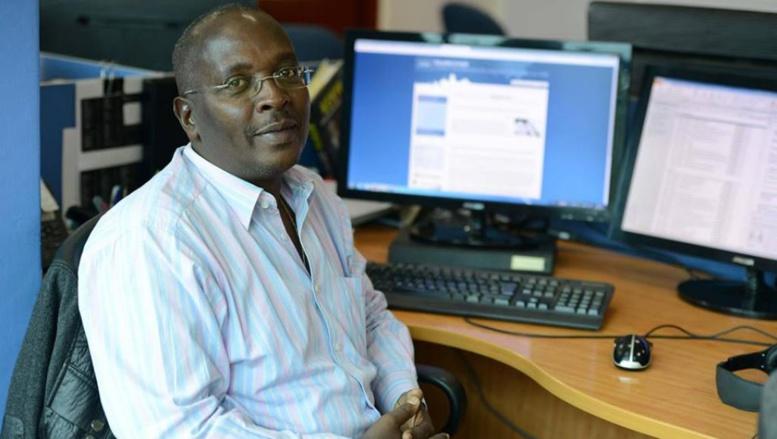 RFI: le journaliste burundais Esdras Ndikumana honoré en France