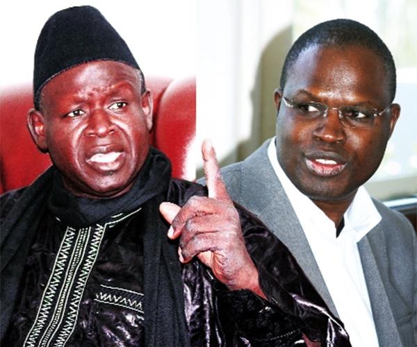 Le maire de Dakar ovationné à l'Ecole du parti : Cheikh Seck ne rate pas Khalifa Sall
