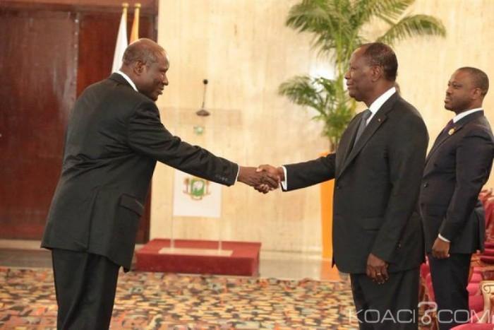 Côte d'Ivoire: Duncan précise «le parti au pouvoir doit gérer le pouvoir, l'opposition doit s'opposer»