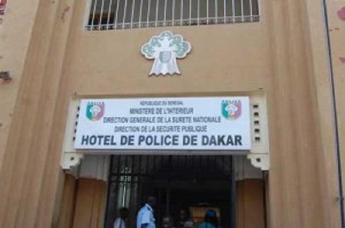 dernière minute : décès du commissaire central de Dakar.