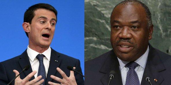 France-Gabon : quand Manuel Valls estime qu'Ali Bongo Ondimba n'a pas été élu « comme on l'entend »